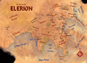 Geogragie Elerion