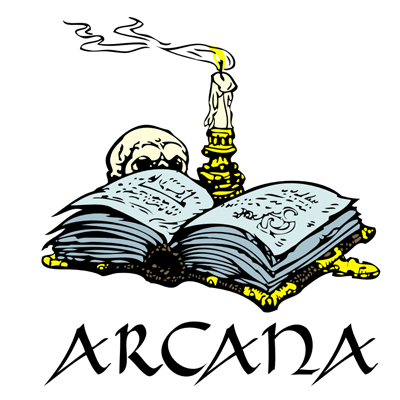 RSV Arcana [logo]